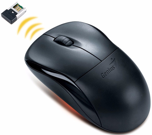 mouse óptico inalámbrico genius ns6000 portatil pc tableta
