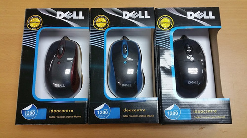mouse optico marca acer y dell usb 2.0