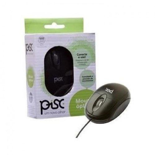 mouse optico usb 800 dpi na caixa distribuição revenda