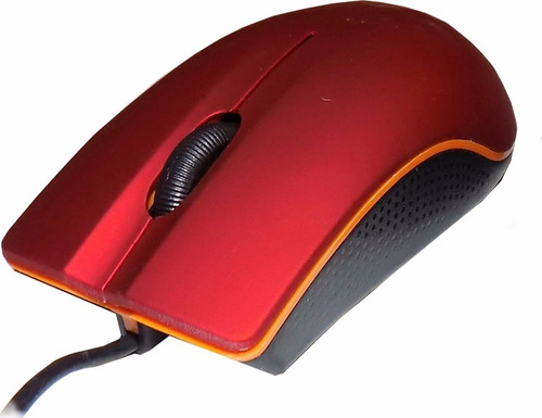 mouse optico usb ergonomico pc laptop mac scroll 1200dpi 1.8