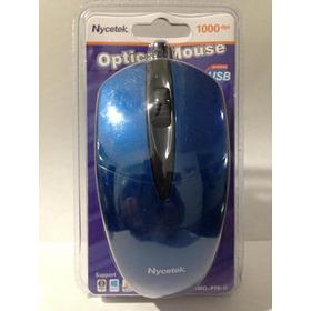Mouse Optico Usb Nycetek Nmo-p78-u En Blister Videoking3