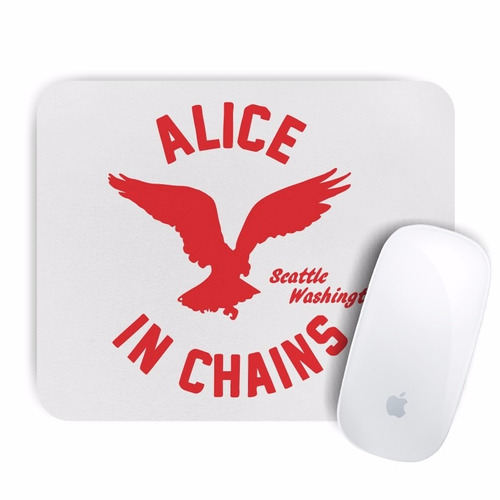mouse pad alice in chains (d1206 boleto store)