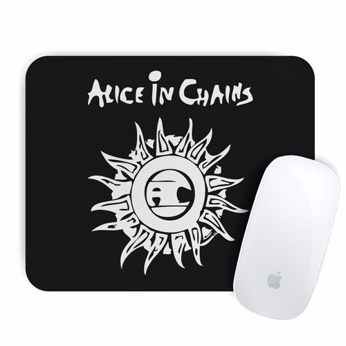 mouse pad alice in chains (d1207 boleto store)