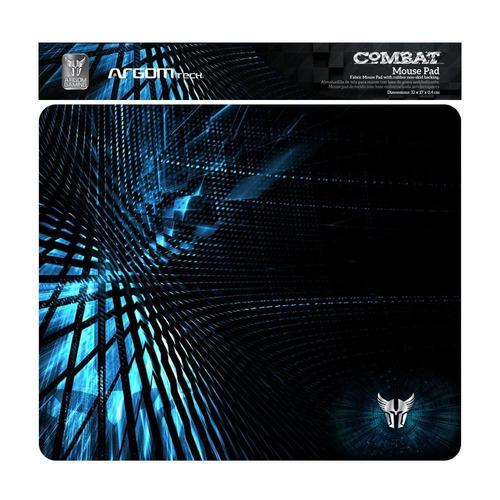 mouse pad argom  gaming combat arg-ac-1225bk