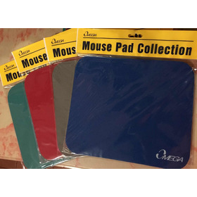Mouse Pad Clásico Omega