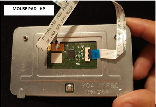 mouse pad de  hp stream 11