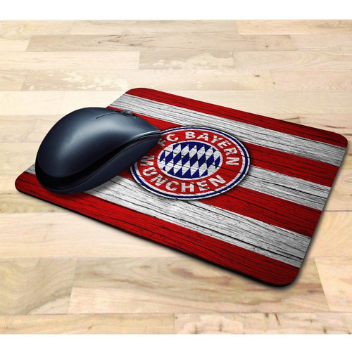 mouse pad equipos de futbol juventus barcelona real bayern