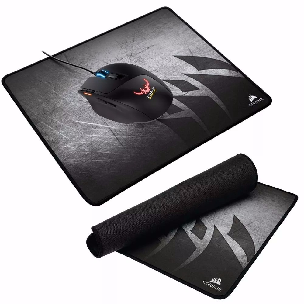 Mouse Pad Gamer Corsair Cg-mm300 Small Anti-fray 26,5 X 21