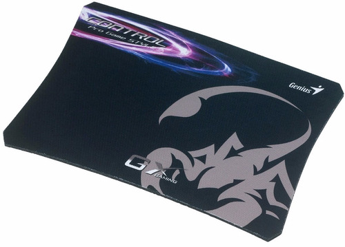 mouse pad gamer genius gx control 320mmx230mm