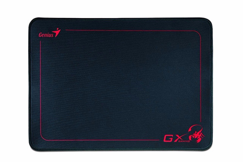 mouse pad gamer genius gx control p100 gaming fps/r smal lan