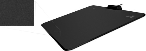 mouse pad gamer genius luces led