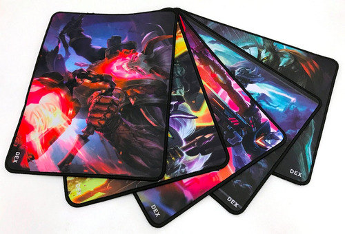 mouse pad gamer md 32cm x 24cm ry-80m