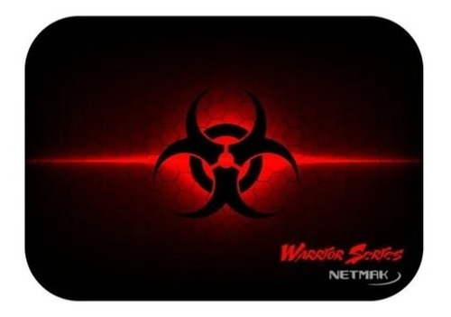 mouse pad gamer risk warrior netmak gaming pro 35x25