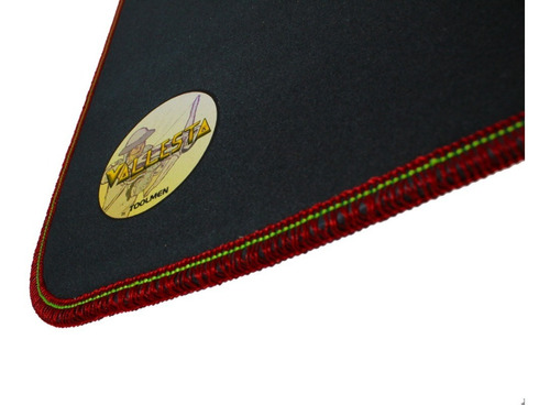 mouse pad gamer vallesta by toolmen 95 x 45 cm 3,5mm espesor