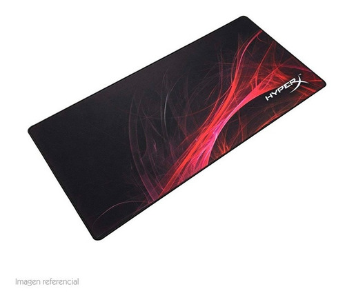mouse pad gaming kingston hyperx fury s  xl  tela goma  3mm