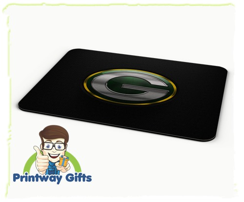 5055533dcbcc3 Mouse Pad Green Bay Packers Nfl 2 - Temos Todos Os Times! - R  19