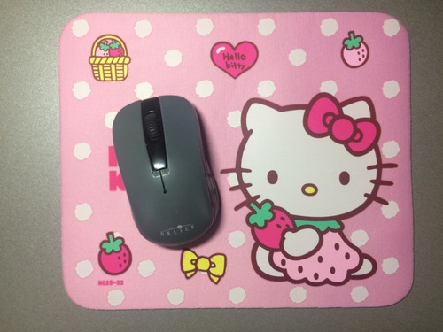 mouse pad hello kitty