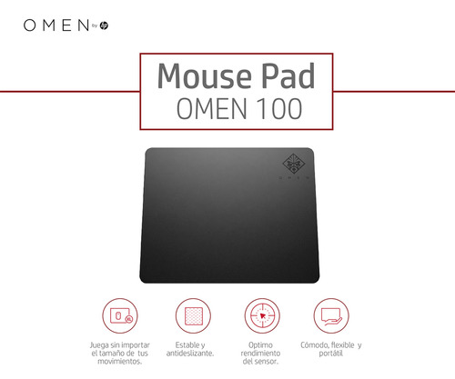 mouse pad hp omen 10