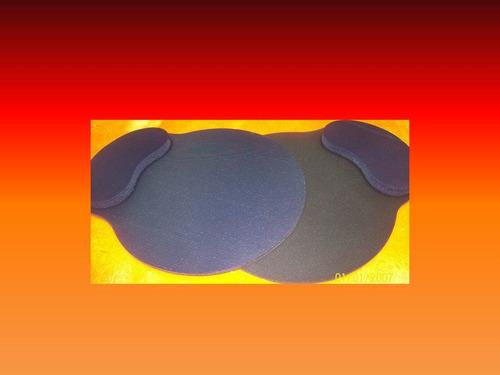 mouse pad ideal  con almohadilla somos tienda fisica