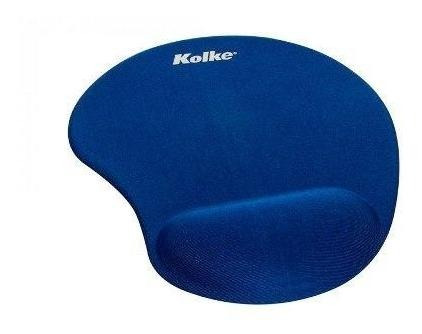mouse pad kolke ergonómico con gel loi chile