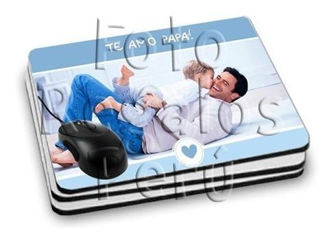 mouse pad personalizado o publicitario - fotoregalos
