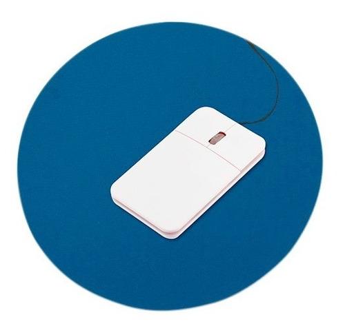 mouse pad redondo solo de mayoreo