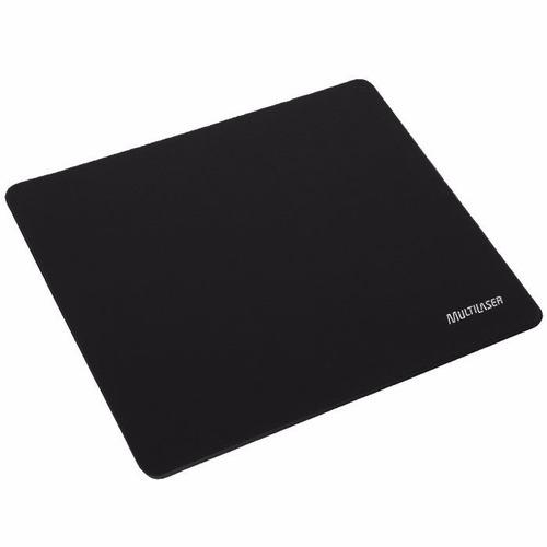 mouse pad slim lavável cores multilaser ac027 ac066 unidade