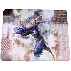 1de6c9519 Mouse Pad Tekken - Nina Williams - 21x17cm - Frete Grátis