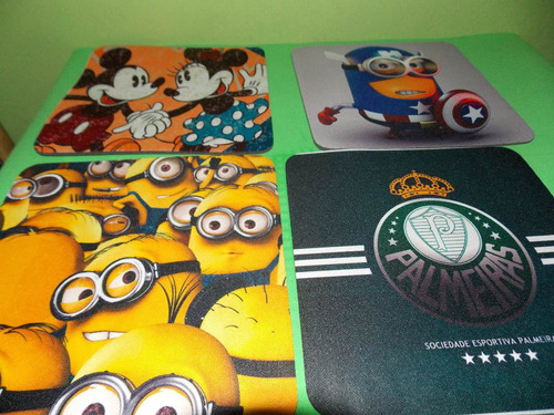 mouse pads personalizados