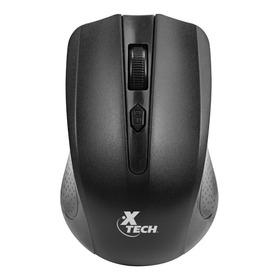 Mouse Ratón Inalámbrico Xtech Galos Xtm-310bk Wireless