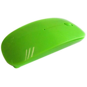 Mouse Ratón Óptico Inalámbrico 1600 Dpi + Receptor Usb 2.4g