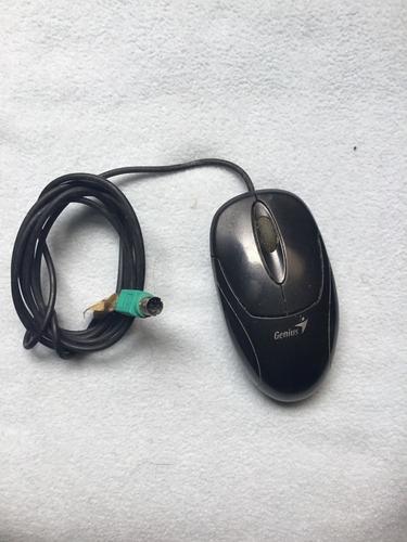 mouse raton  óptico ps2