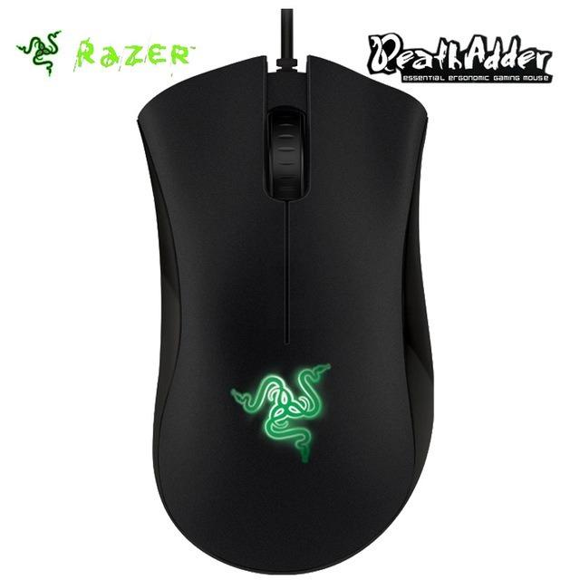 Razer DeathAdder 1800DPI Mouse Drivers (2019)