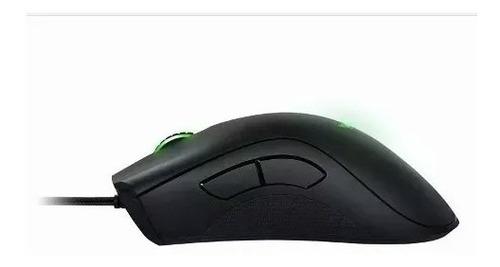 mouse razer deathadder chroma 10000dpi 5 botões oferta s/cx