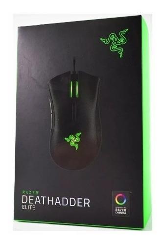 mouse razer deathadder elite chroma 16.000dpi garantia 2anos