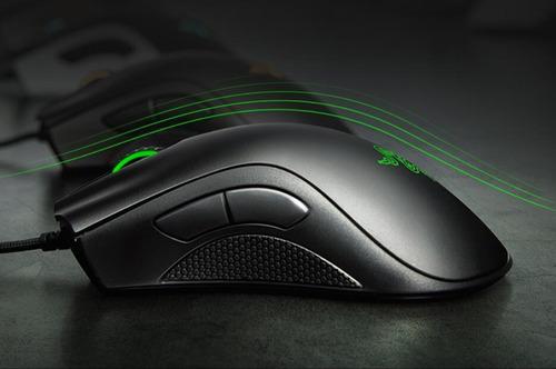 mouse razer deathadder essencial c/synapse 6400dpi original