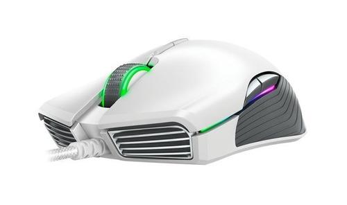 mouse razer lancehead tournament mercury white edition 16000