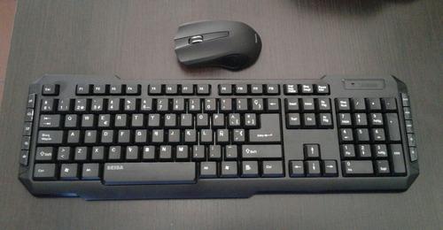 mouse seisa teclado