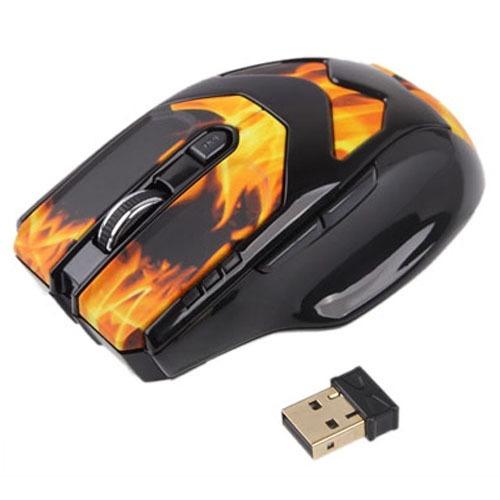 mouse teclado inalambrico inalambrica 2,4 ghz modelo negro