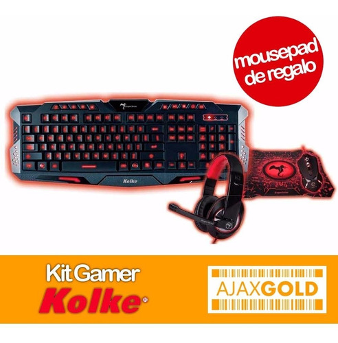 mouse teclado kit