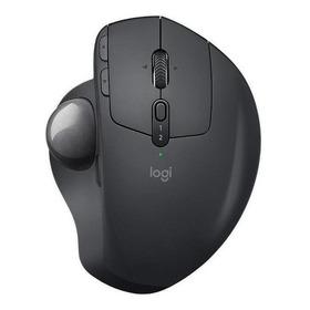 Mouse Trackball Sem Fio Logitech Mx Ergo Preto