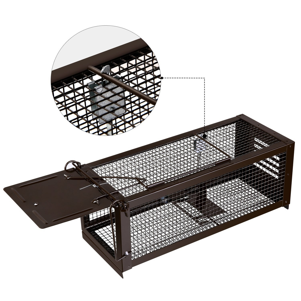Mouse Trap Humane Live Cage Catch And Release Ratones Ardil