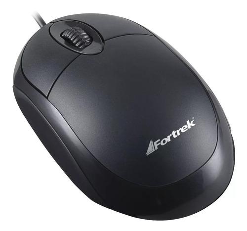 mouse usb fortrek oml 101 800dpi
