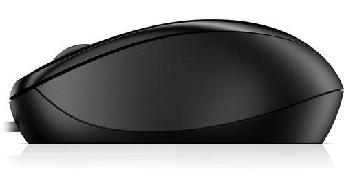 mouse usb hp 1000 negro 4qm14aa