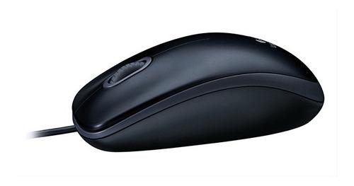 mouse usb logitech m90 alambrico original garantia 1 año