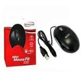 mouse usb newlink fit preto mo303c