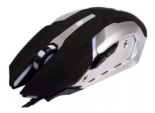 mouse wesdar gamer x2 + pad mouse xl