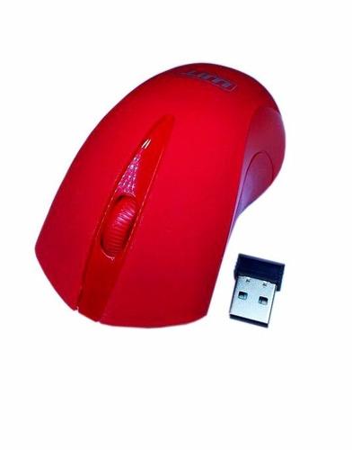 mouse wireless wit mi-1210 rojo