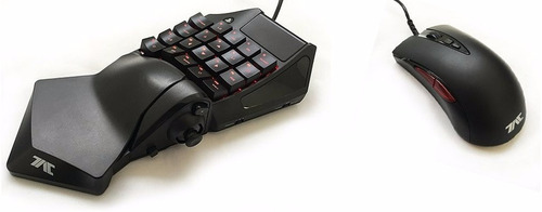 mouse y keypad hori tactical assault commander pro (tac pro)