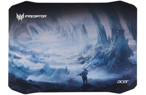 mousepad acer predator ice tunnel baja friccion 35,5x25,5cm